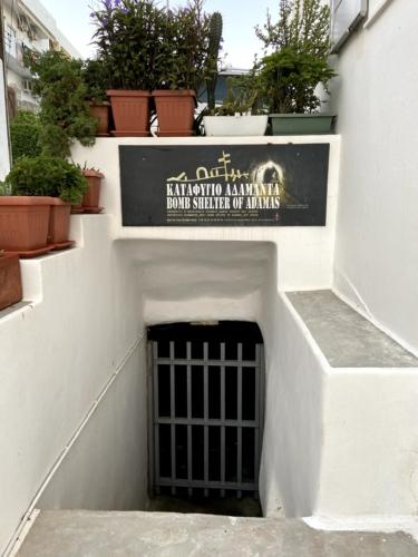 tunele i schron z II wojny światowej