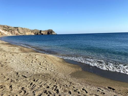 plaża Paleochori