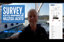 survey jachtu