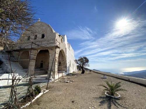 Kościół Panagia Folegandros